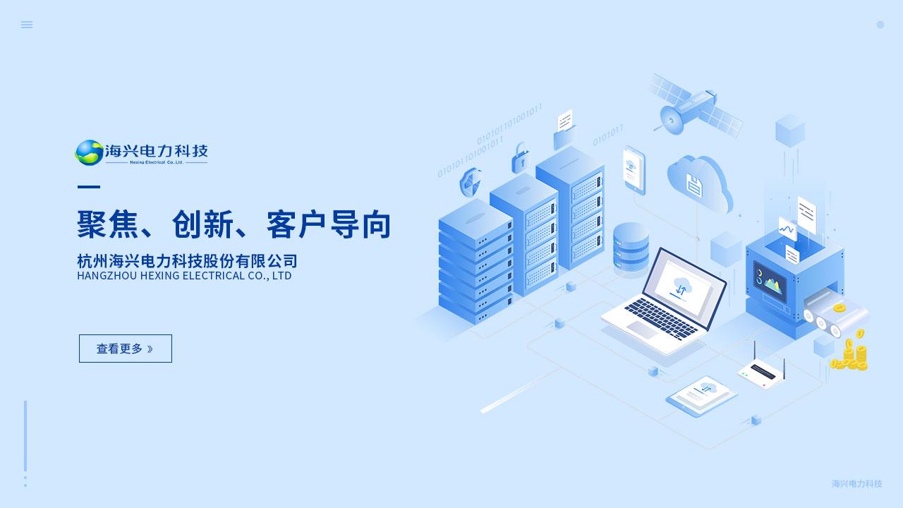 海兴电力官网